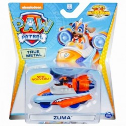 Paw Patrol True Metal Diecast Vehicles - Zuma