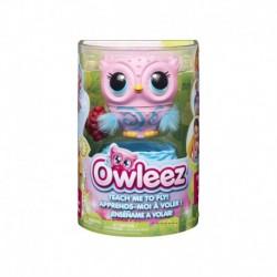 Owleez Interactive Baby Owl Pink