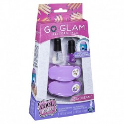 Cool Maker GoGlam Mini Pattern Pack Refill - Purple