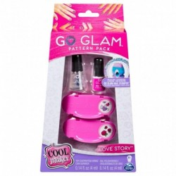 Cool Maker GoGlam Mini Pattern Pack Refill - Pink