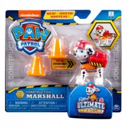 Paw Patrol Ultimate Rescue Construction - Marshall