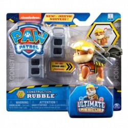 Paw Patrol Ultimate Rescue Construction - Rubble