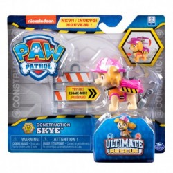 Paw Patrol Ultimate Rescue Construction - Skye
