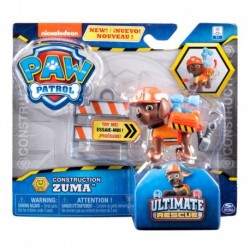 Paw Patrol Ultimate Rescue Construction - Zuma
