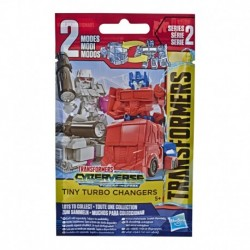 Transformers Toys Cyberverse Tiny Turbo Changers Series 2 Blind Bag Action Figures