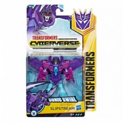 Transformers Cyberverse Warrior Class Slipstream Action Figure