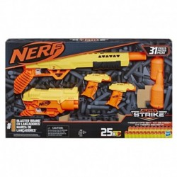 Nerf 31-Piece Alpha Strike Mission Ops Set