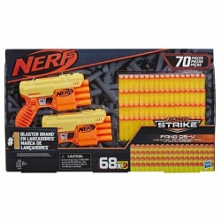 Nerf 70-Piece Fang QS-4 Load Out Set
