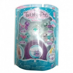 Twisty Petz S3 Babies Lolo and Lala Snow Leopard Collectible