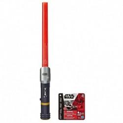 Star Wars Level 1 Red Lightsaber Toy