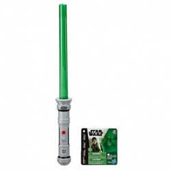 Star Wars Level 1 Green Lightsaber Toy