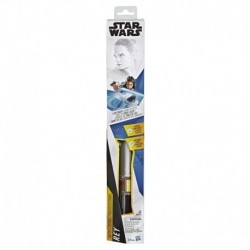 Star Wars Rey Electronic Blue Lightsaber Toy