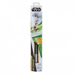 Star Wars Luke Skywalker Electronic Green Lightsaber Toy