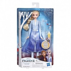 Disney Frozen Elsa Magical Swirling Adventure Fashion Doll