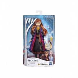 Disney Frozen Anna Autumn Swirling Adventure Fashion Doll