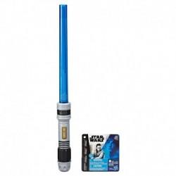 Star Wars Level 1 Blue Lightsaber Toy