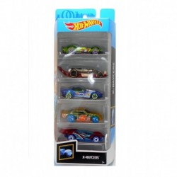 Hot Wheels X-Raycers Race 5-Car Pack