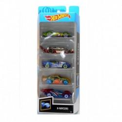 Hot Wheels X-Raycers Race 5-Car Pack