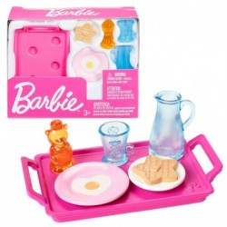 Barbie Set Breakfast - Kitchen