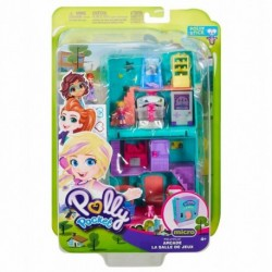 Polly Pocket Pollyville Arcade