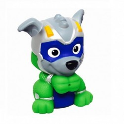Paw Patrol Bath Squirters Series 3 - Mighty Pups Charged Up Rocky