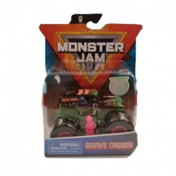Monster Jam 1:64 Single Pack - Grave Digger