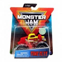Monster Jam 1:64 Single Pack - Time Flys