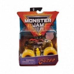 Monster Jam 1:64 Single Pack - Pirates Curse