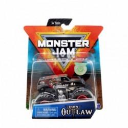 Monster Jam 1:64 Single Pack - Iron Outlaw