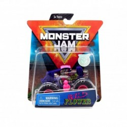 Monster Jam 1:64 Single Pack - Wild Flower