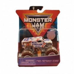Monster Jam 1:64 Single Pack - Ice Cream Man