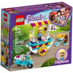 LEGO Friends 41389 Ice Cream Cart