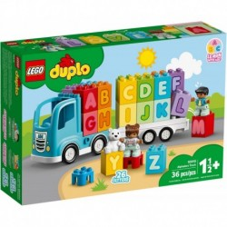 LEGO DUPLO Creative Play 10915 Alphabet Truck