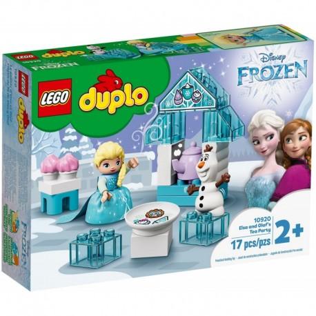 LEGO DUPLO Disney Princess 10920 Elsa and Olaf's Tea Party