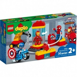 LEGO DUPLO Marvel 10921 Super Heroes Lab