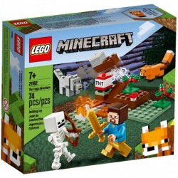 LEGO Minecraft 21162 The Taiga Adventure