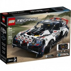 LEGO Technic 42109 App-Controlled Top Gear Rally Car