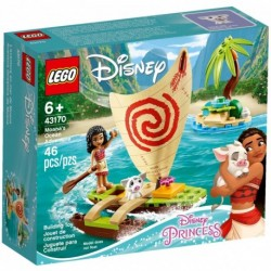 LEGO Disney Princess 43170 Moana's Ocean Adventure