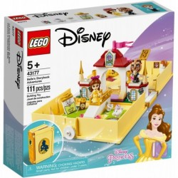 LEGO Disney Princess 43177 Belle's Storybook Adventures
