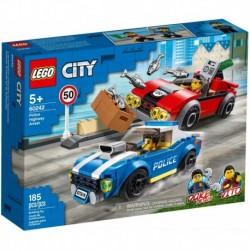 LEGO City Police 60242 Police Highway Arrest