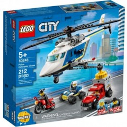 LEGO City Police 60243 Police Helicopter Chase