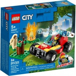 LEGO City Fire 60247 Forest Fire