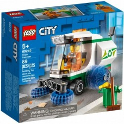 LEGO City Great Vehicles 60249 Street Sweeper