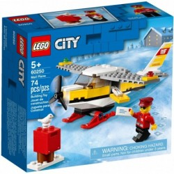 LEGO City Great Vehicles 60250 Mail Plane