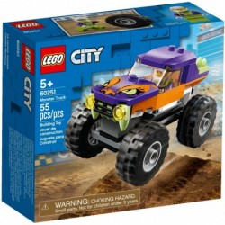 LEGO City Great Vehicles 60251 Monster Truck