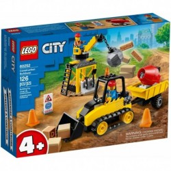 LEGO City Great Vehicles 60252 Construction Bulldozer