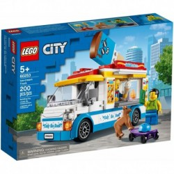 LEGO City Great Vehicles 60253 Ice-Cream Truck