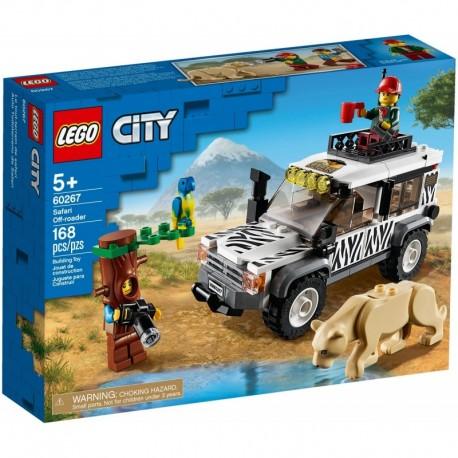 LEGO City Great Vehicles 60267 Safari Off-Roader