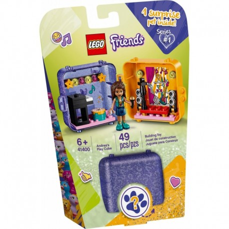 LEGO Friends 41400 Andrea's Play Cube