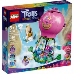 LEGO Trolls 41252 Poppy's Hot Air Balloon Adventure